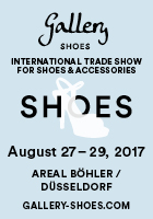 GALLERY SHOES: Areal Böhler: 27.-29.Aug.2017
