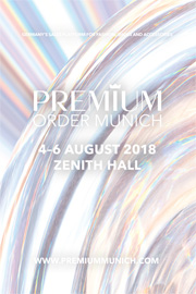 PREMIUM ORDER MUNICH: 4.-6.Aug.2018