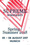 Supreme Women&Men Munich: 10.-13.2.2018
